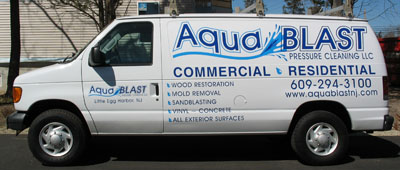 AquaBLAST Power Washing by Aqua Blast Pressure Cleaning LLC